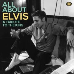 All About Elvis - A Tribute To The King - 3CD / Various Artists / 2015