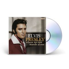 Where No One Stands Alone - CD / Elvis Presley / 2018