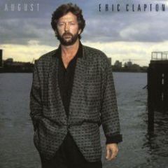 August - LP / Eric Clapton / 1986 / 2018