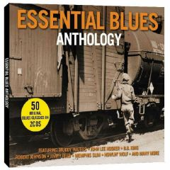 Essential Blues Anthology - 2CD / Various Artists / 2008