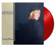 Eyes Of A Woman - LP (Rød Vinyl) / Agnetha Fältskog / 1985 / 2017