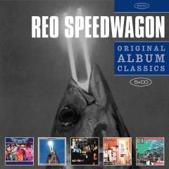 Original Album Classics  5CD / REO Speedwagon / 2011