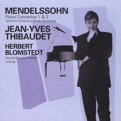 Piano Concertos 1+2 - cd / Mendelssohn / 2001