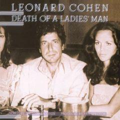Death of a ladies' man - CD / Leonard Cohen / 1977