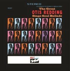 Sings Soul Ballads - LP / Otis Redding / 1965/2013
