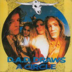 D.A.D. Draws A Circle - CD / D.A.D. / 1987