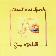 Court And Spark - LP / Joni Mitchell / 2013