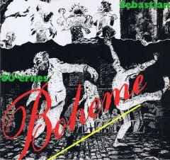 80'ernes Boheme - LP / Sebastian / 1983