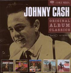 Original Album Classics  - 5CD / Johnny Cash / 2008