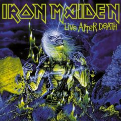 Live After Death - 2LP / Iron Maiden / 1985