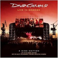 Live In Gdansk - 2CD+2DVD / David Gilmour / 2008
