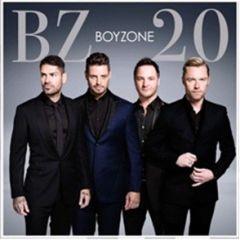 BZ 20 - cd / Boyzone / 2013
