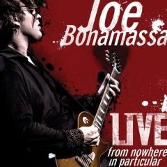 Live - From Nowhere In Particular - 2LP / Joe Bonamassa / 2008