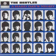 A Hard Day's Night - LP / Beatles / 1964 / 2012