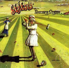 Nursery Cryme - cd / Genesis / 1971