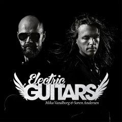 Electric Guitars - LP / Electric Guitars (Mika Vandborg / Soren Andersen) / 2013