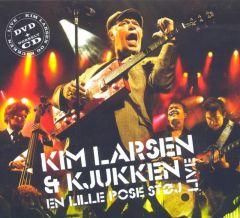En Lille Pose Støj - 2CD+DVD / Kim Larsen & Kjukken / 2007