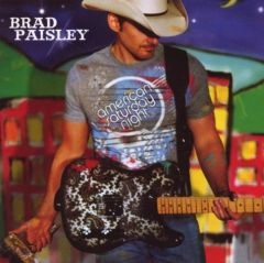 American Saturday Night - cd / Brad Paisley / 2009