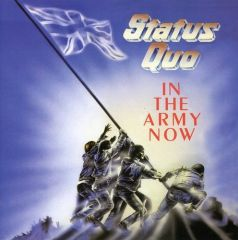 In The Army Now - LP / Status Quo / 1986