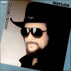 Hangin' Tough - LP / Waylon Jennings / 1987