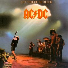 Let There Be Rock - CD / AC/DC / 1977