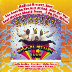 Magical Mystery Tour - LP / The Beatles / 1967