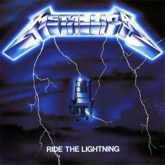 Ride The Lightning - LP / Metallica / 1984/2016
