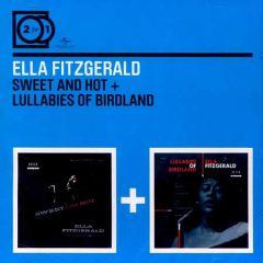 Lullabies Of Birdland + Sweet And Hot - 2CD / Ella Fitzgerald / 2011