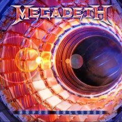 Super Collider - cd / Megadeth / 2013