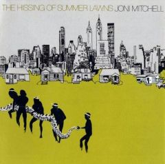 The Hissing Of Summer Lawns - LP / Joni Mitchell / 1975/2013