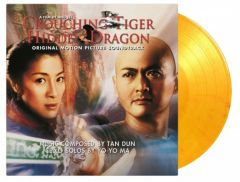 Crouching Tiger, Hidden Dragon (Original Motion Picture Soundtrack) - LP (Farvet vinyl) / Tan Dun | Soundtrack / 2000 / 2020
