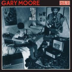 Still Got The Blues - LP / Gary Moore  / 1990 / 2017