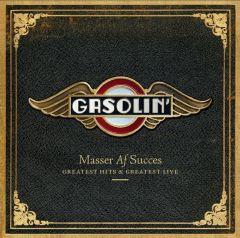 Masser af succes (Greatest Hits & Greatest Hits Live) - 2CD / Gasolin / 2009