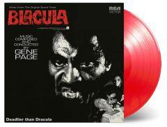 Blacula - LP (RSD 2017 Rød Vinyl) / Soundtrack   Gene Page / 1972 / 2018
