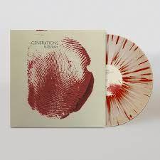 Generations - LP (Farvet splatter vinyl) / Will Butler / 2020