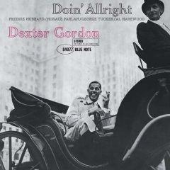 Doin' Allright - LP / Dexter Gordon / 1961 / 2019