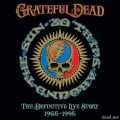 30 Trips Around the Sun (The Definitive Live Story 1965-1995) - 4CD / Grateful Dead / 2015
