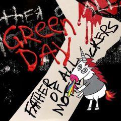 Father Of All... - LP (Rød/Hvid Vinyl) / Green Day  / 2020