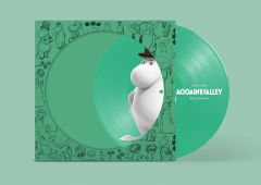 Moominvalley - LP (Grøn Picture Disc) / Various Artists | Soundtrack / 2019