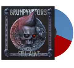 Still Alive - LP (Farvet vinyl) / Grumpynators / 2020