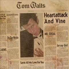 Heartattack And Vine - LP / Tom Waits / 1980 / 2018