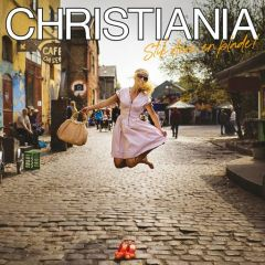 Christiania - Stik Dem En Plade - LP (Gul vinyl) / Various Artists / 2020