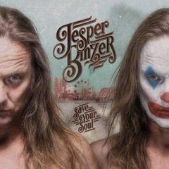 Save Your Soul - LP (Farvet vinyl) / Jesper Binzer / 2020