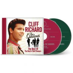 The Best of The Rock 'n' Roll Pioneers - 2CD / Cliff Richard & The Shadows / 2019