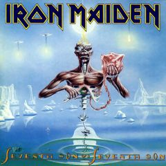 Seventh Son Of A Seventh Son - LP / Iron Maiden / 1988/2014