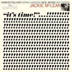 It's Time - LP (Blue Note Tone Poet) / Jackie McLean / 1965 / 2020