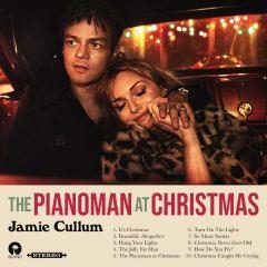 The Pianoman At Christmas - CD / Jamie Cullum / 2020
