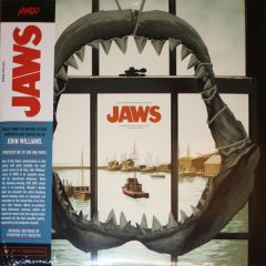 Jaws - 2LP / John Williams | soundtrack / 2000 / 2017