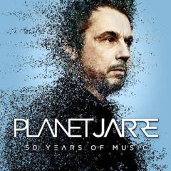 Planet Jarre - 50 Years Of Music - 2CD / Jean-Michel Jarre / 2018