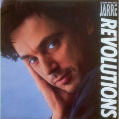 Revolutions  - LP / Jean Michel Jarre   / 1988 / 2018
